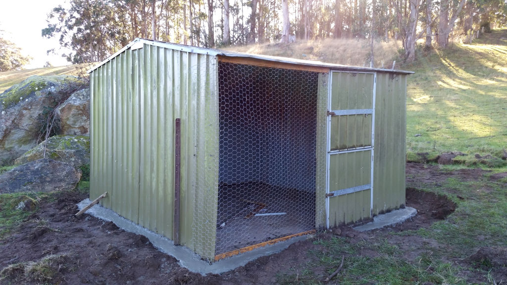 duck-shed-concreted-in